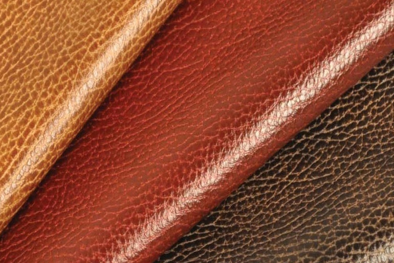 Guide To Leather Types Sofa, Grain Leather Sofa