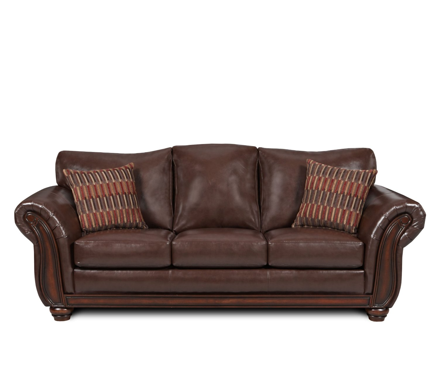 Leather couch furniture guide leather for Furniture leather sofa