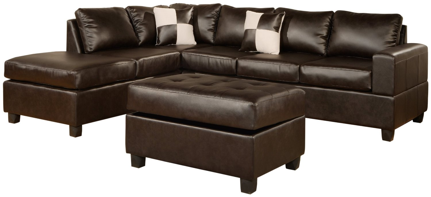Soft Leather Sectional Sofa 1500 x 686