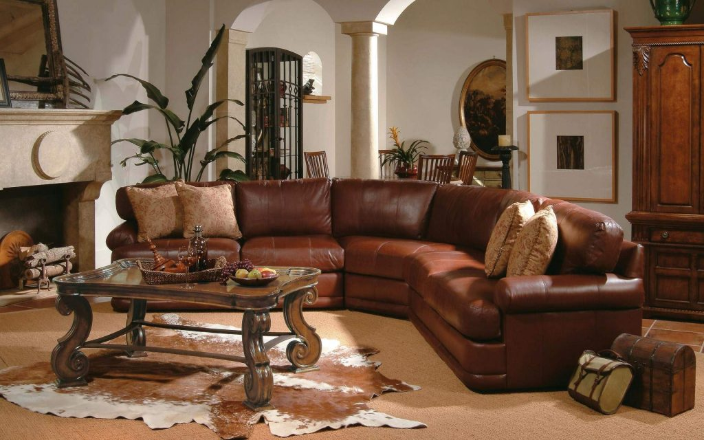 Best Living Room Furniture Brands leather sofa guide - leather furniture reviews, guides and tips