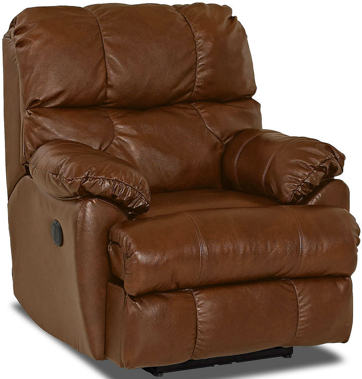 Elegant Asstd National Brand Noah Leather Lift Recliner