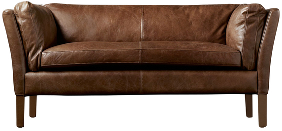 Tag By Tandem Arbor Horace 7 Foot Black Or Brown Leather