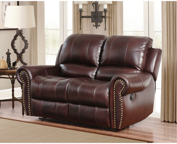 Surprising Dual Reclining Loveseat Leather Sofa Guide Ibusinesslaw Wood Chair Design Ideas Ibusinesslaworg