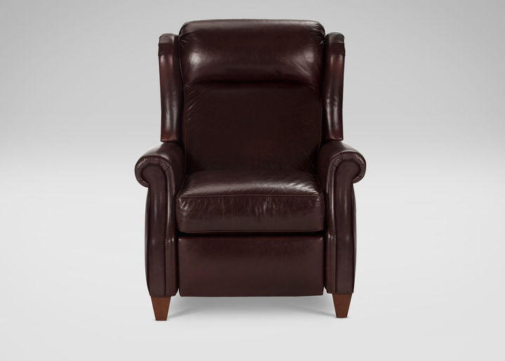 Graham Leather Recliner Leather Sofa Guide