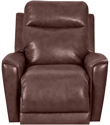 Priest Faux-Leather Recliner