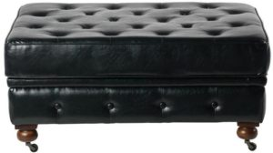 Brilliant Ottomans 3 3 Leather Sofa Guide Theyellowbook Wood Chair Design Ideas Theyellowbookinfo