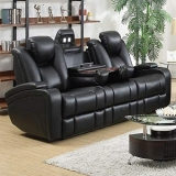 Best Leather Power Reclining Sofas