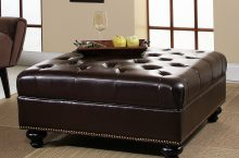 Leather Ottoman Furniture Guide